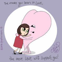 Palasia sateenkaaresta: Lean In Love