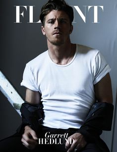 Garrett Hedlund covers the 15th anniversary issue of Flaunt magazine and looks SO hot! (Click for more pics!)