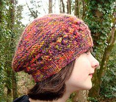 Ravelry: The Journey Hat pattern by Reenie Hanlin