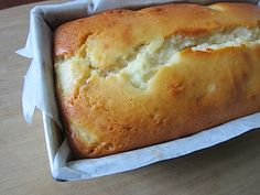"""""""Yogurt-Anything bread"""" made into Pear Bread from Smitten Kitchen adapted from Ina Garten"""