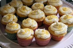 Filled Cupcakes :)