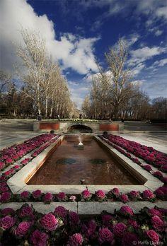 Parque de El Buen Retiro (Madrid).