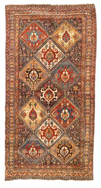 Lot | Sotheby's A Quasqa'i Carpet