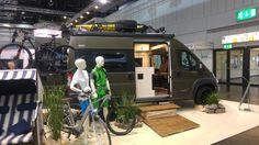 Caravan Salon 17: 232.000 bezoekers, drukste ooit - https://www.campingtrend.nl/caraca/