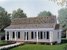 One Story Farmhouse Plans one story white farm house | future home | pinterest | white farm