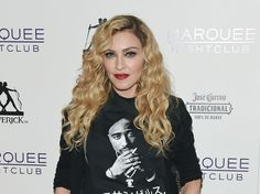 Madonna's Post of Scottish Artist's Trump Artwork Goes Viral http://lnk.al/3Bar #artnews