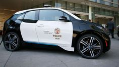LAPD elisting 100 BMW i3 electric cars | Fox News