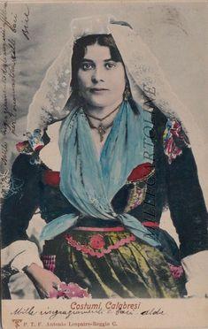 REGGIO CALABRIA - Costumi Calabresi 1904 Reggio Calabria, Painting, Art, Art Background, Painting Art, Kunst, Paintings, Performing Arts, Painted Canvas