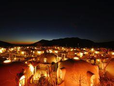 まるで海外!日本の美しすぎる異国風ホテル5選 Kumamoto, Kyushu, Dome House, Hot Springs, Hostel, Travel List, Trip Planning, Glamping, Wonders Of The World