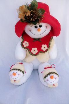 Muñeco de navidad
