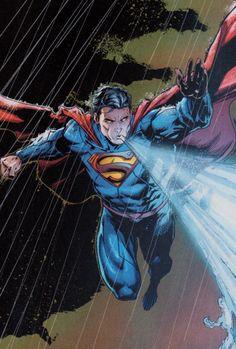 Kal-El, Son Of Krypton (The Art Of Superman) - Superman by Jason Fabok. Superman Artwork, Superman Wallpaper, Superman Man Of Steel, Superman Wonder Woman, Arte Dc Comics, Dc Comics Art, Mundo Superman, Batman Vs Superman Comic, Superman Stuff