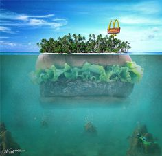 Island McDonalds - Worth1000 Contests