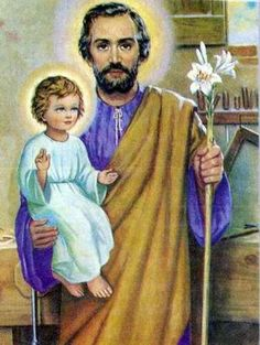 St. Joseph the Worker, Pray for Us.