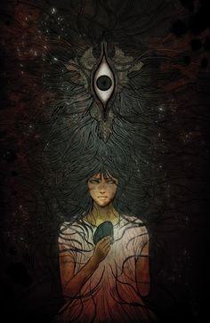 'Monstress' by Sana Takeda