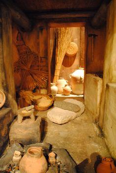 Ancient Israelite House - Semitic Museum