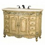 Ambella Home Collection - Provincial Medium Sink Chest - 06227-110-225  SPECIAL PRICE: $3,045.00