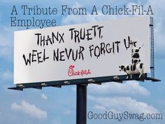 A Tribute To Truett Cathy From A Chick-Fil-A Employee
