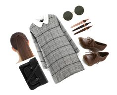 """Kinda Preppy"" by yuni-cahya on Polyvore"