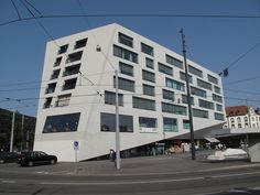 Volta Centre, Basel / Buchner Bründler Architekten