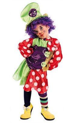 Clown Kinderkostüm  #clownkostüme #kinderkostüme