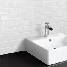 "Metro Blanco - ""So easy and quick!"" Visit https://www.thesmarttiles.com/en_us/inspirations/ for more inspirations!"