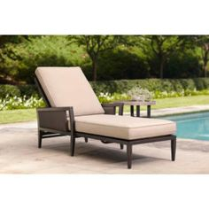 Brown Jordan Greystone Lounge Chair