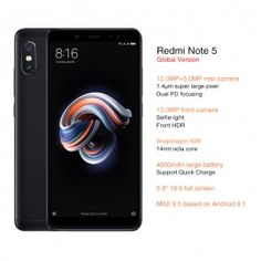 Xiaomi Redmi Note 5 Dual Camera Mobile, Cheap Online Shopping, Glass Film, Note 5, Low Lights, Cell Phone Accessories, Smartphone, Caramel Highlights