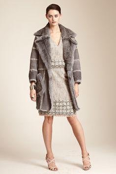 Dennis Basso défilé pré-collection automne-hiver 2015-2016 #mode #fashion