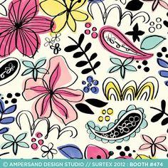 Ampersand Design Studio, print & pattern