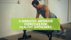 Shoulders are critical joints, but most people don't know much about how to keep them healthy. Strengthening with serratus anterior exercises will keep your shoulders mobile and strong, helping you avoid injury and live your active life. @pmovementcoach
