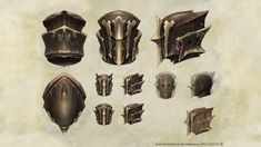 Fantasy helm concept - Google Search