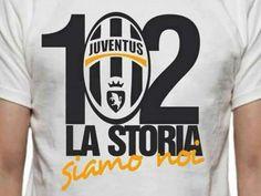 Juventus Campioni di Italia 32 - 102 punti #juventus
