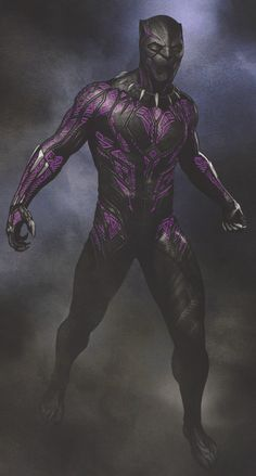 Something Marvel? Bit of both! — T'Challa Concept Art Black Panther Marvel, Black Panther Images, Black Panther King, Panther Pictures, Marvel Dc Comics, Marvel Heroes, Marvel Avengers, Marvel Characters, Marvel Movies