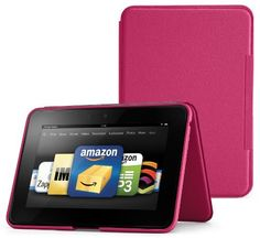"Amazon Kindle Fire HD 8.9"" Standing Leather Case, Fuchsia (will only fit Kindle Fire HD 8.9"") by Amazon, http://www.amazon.com/dp/B00825C0PS/ref=cm_sw_r_pi_dp_S9Xtrb17BTVB6"