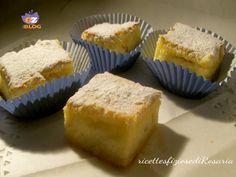 Torta magica alla vaniglia - ricetta dolce goloso