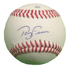 Cincinnati Reds Terry Francona signed Rawlings ROLB leather baseball w/ proof photo.  Proof photo of Terry signing will be included with your purchase along with a COA issued from Southwestconnection-Memorabilia, guaranteeing the item to pass authentication services from PSA/DNA or JSA. Free USPS shipping. www.AutographedwithProof.com is your one stop for autographed collectibles from Cincinnati sports teams. Check back with us often, as we are always obtaining new items.