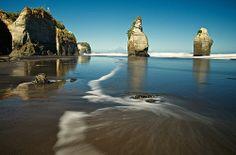 Two sisters left standing Taranaki New Zealand