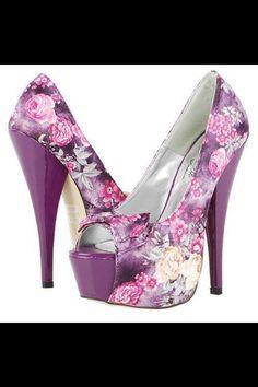 Soo spring-ish (  Floral Heels 1a7acff7d