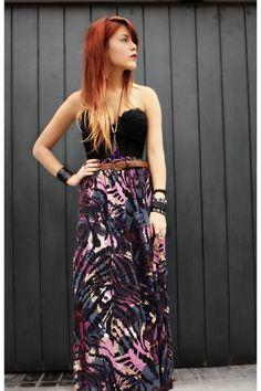gorgeous maxi skirt