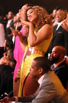 Beyoncé BET 2012 Awards