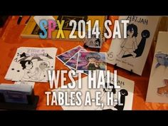 Small Press Expo 2014 (part 1 of 2)