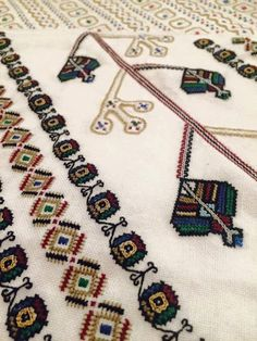 Friendship Bracelets, Projects To Try, Embroidery, Handmade, Flora, Anthropologie, Jewelry, Needlepoint, Needlework
