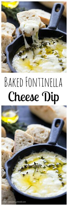 This dip is freaking amazing. You can't go wrong with baked cheese, and the flavor on this one is top knotch! Best date night in appetizer ever! #ad - Eazy Peazy Mealz