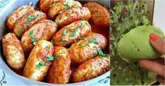 Great potatoes – the simplest, cheapest and best … – Chicken Recipes Pork Recipes, Chicken Recipes, Cooking Recipes, Czech Recipes, Ethnic Recipes, Italian Chicken Dishes, Minced Meat Recipe, Happy Foods, Cooking Light