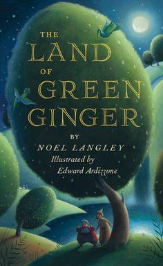 The Land of Green Ginger by Noel Langley http://www.amazon.com/dp/156792333X/ref=cm_sw_r_pi_dp_nRV5vb1033MV5