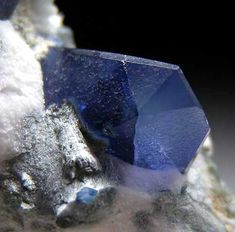 Benitoite $ 1150  Gem Mine, San Benito Co., California