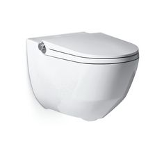 Cleanet Riva Shower Toilet  Manufacturer Laufen Bathrooms AG, Laufen, Switzerland www.laufen.com