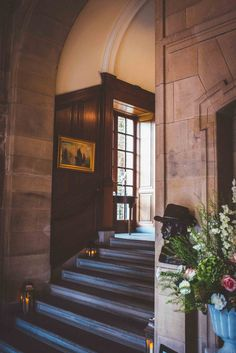 Staircase in Rowallan Castle Opening Day, Palace, Castle, Stairs, Interiors, Awesome, Photography, Home Decor, Grand Opening