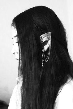 Elven ear cuff Handmade by me (aikadm.jimdo.com)