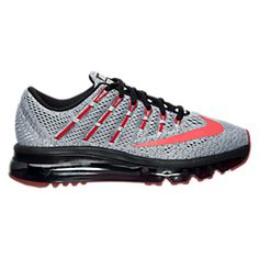 Boys' Grade School Nike Air Max 2016 Running Shoes | Finish Line